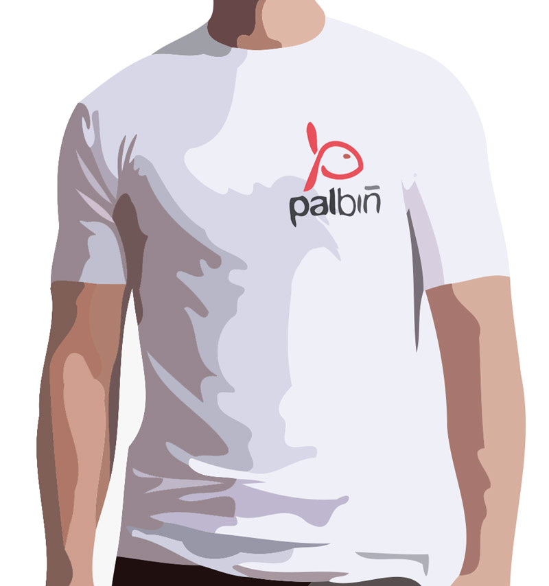 Camiseta Palbin Demo